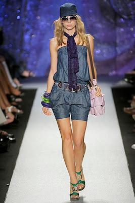 Miss Sixty colección primavera-verano 09