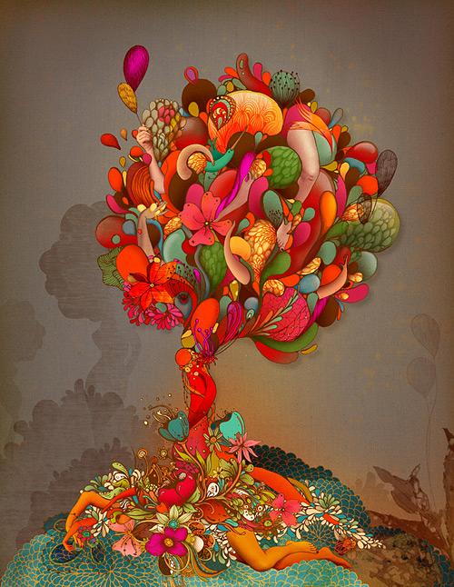 Artist Inspiration: Linn Olofsdotter