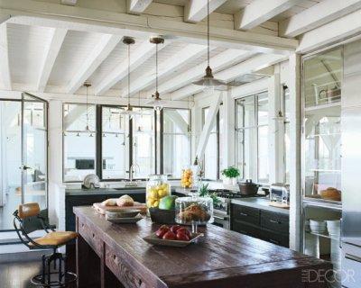 image result for Meg Ryan modern farmhouse kitchen martha's vineyard