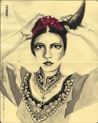 Artist Inspiration: Erika Kuhn