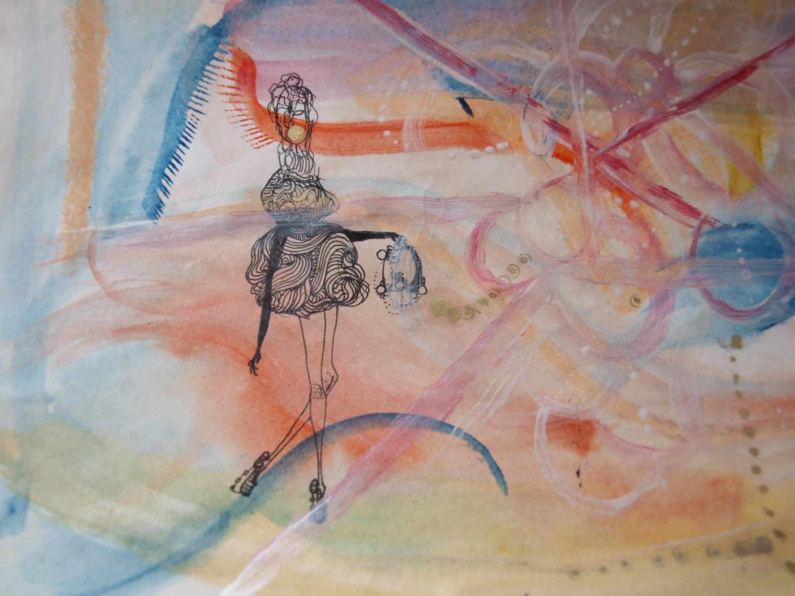 Artist Inspiration: Malik Saaka