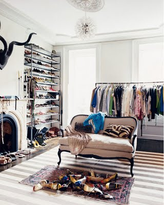 Jenna Lyons Brooklyn Apartment