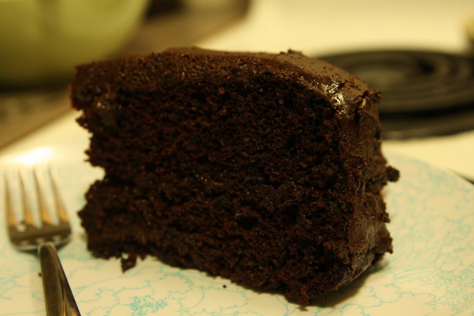 In My Vegan Life Veganmofo Grandma S Wacky Cake