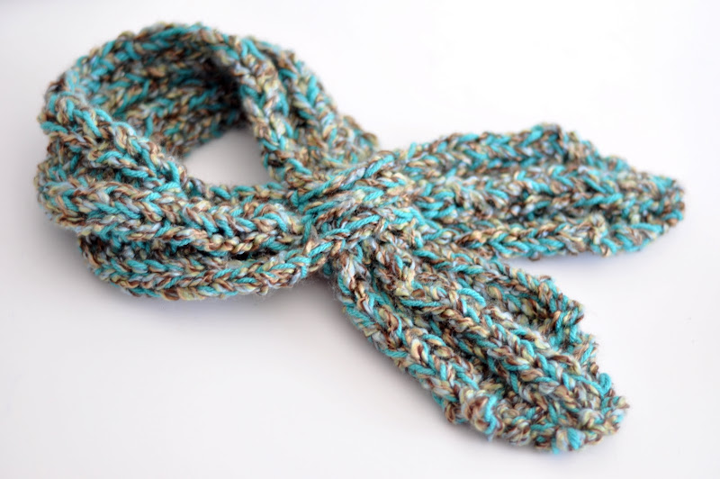 Aesthetic Nest Knitting Looped Scarflette Pattern Winners And Coupon