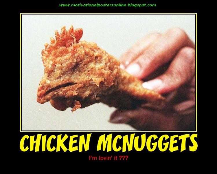 Motivational Posters Mcdonalds