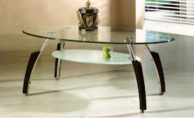 Table Bed Kitchen Furniture Coffee Tables Oval Shape