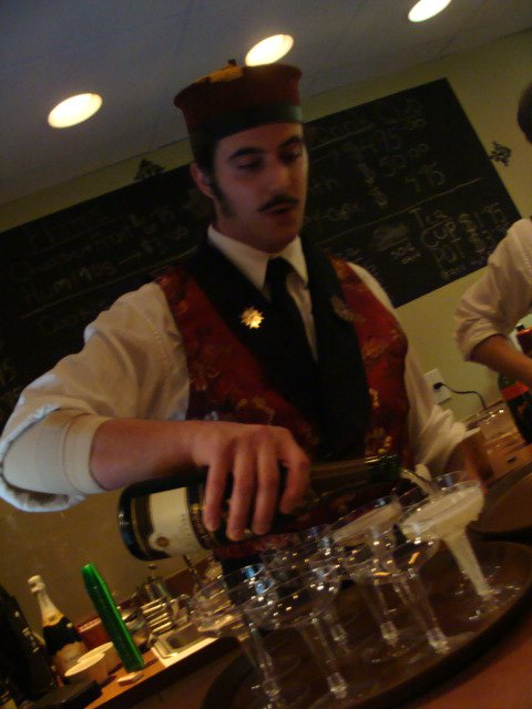 Steampunk Cookery Dinner Party