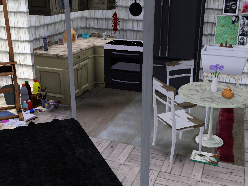 Interior Design Inspiration For The Sims 3
