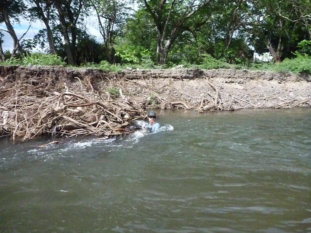 Creek Sides: Nicaragua and the Rescue Class