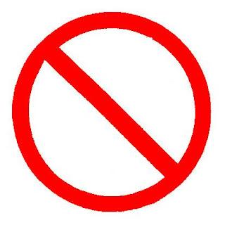 Resultado de imagem para Proibir