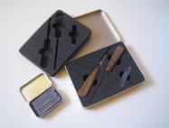 Schaumgummiteil für Blechdosen