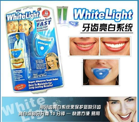 CARA PEMAKAIAN WHITE LIGHT - PEMUTIH GIGI ♥ 3a607d7779