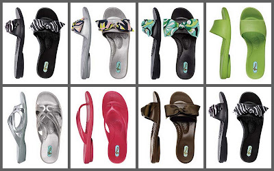 """0ecbaedb8daf A new twist on the traditional flip flop is brought to us by Oka b s  stylish """"reflexology"""" break through! At the conclusion of 18 holes of golf"""