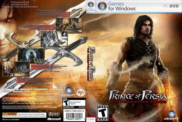 Techtronixs Prince Of Persia The Forgotten Sands