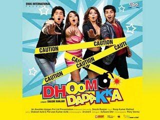   Free Online Movies: Dhoom Dadakka 2008 Hindi Movie Watch Online