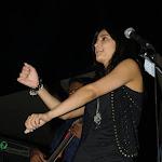 Actress Shruti Hassan performance at Hard Rock Cafe