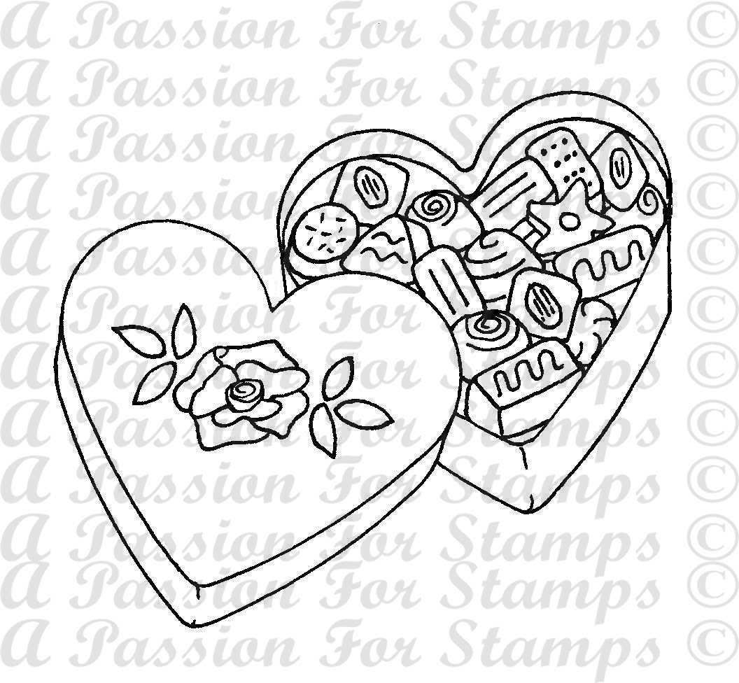 A Passion For Stamps Edible Treats Digi Images