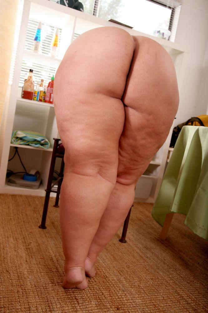 Самая жирная жопа сверху