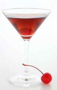 Cocktail Manhattan Medium