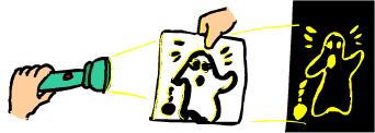 Cajas iluminacion Halloween