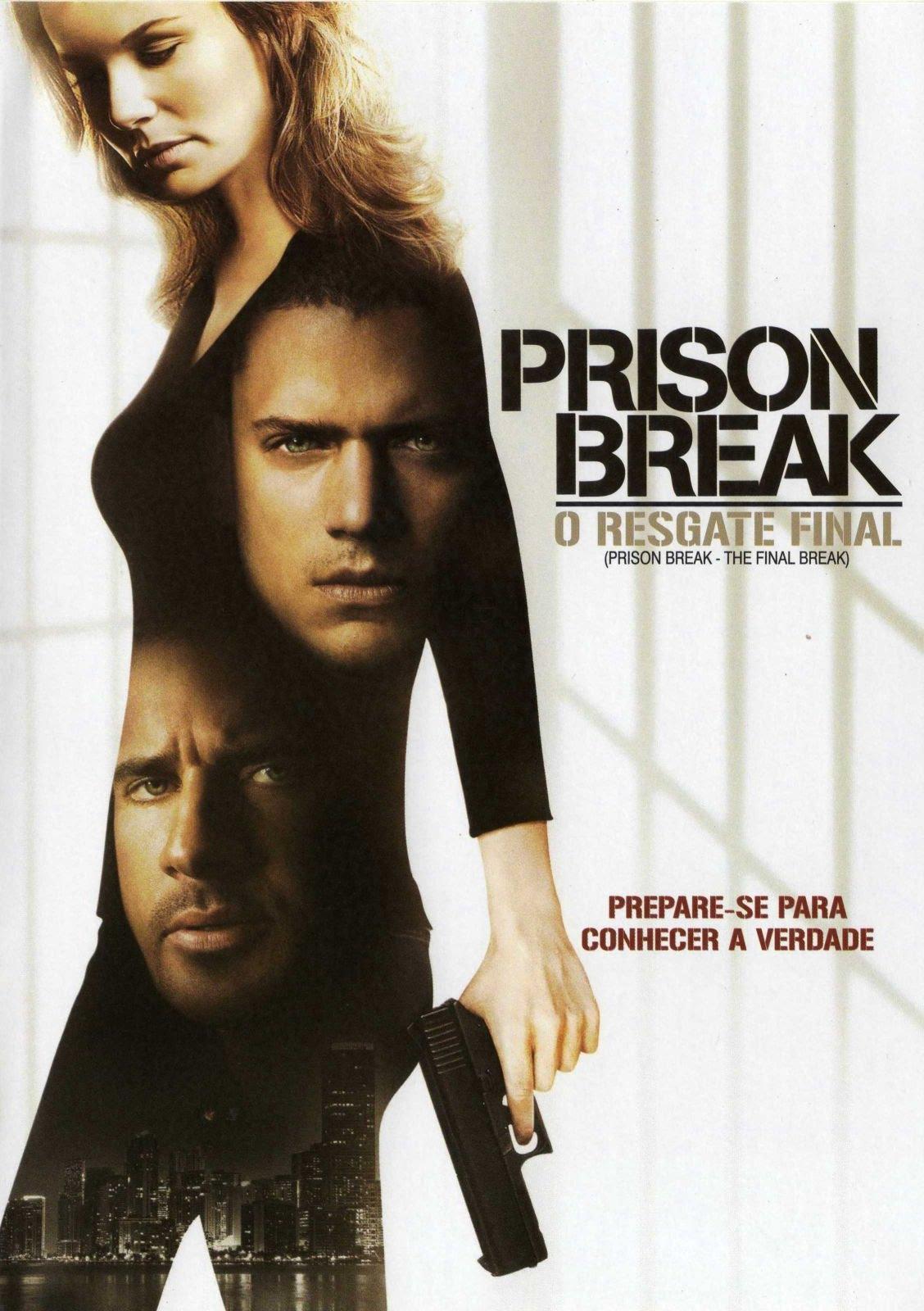 Baixar Filme Prison Break: O Resgate Final - Dublado