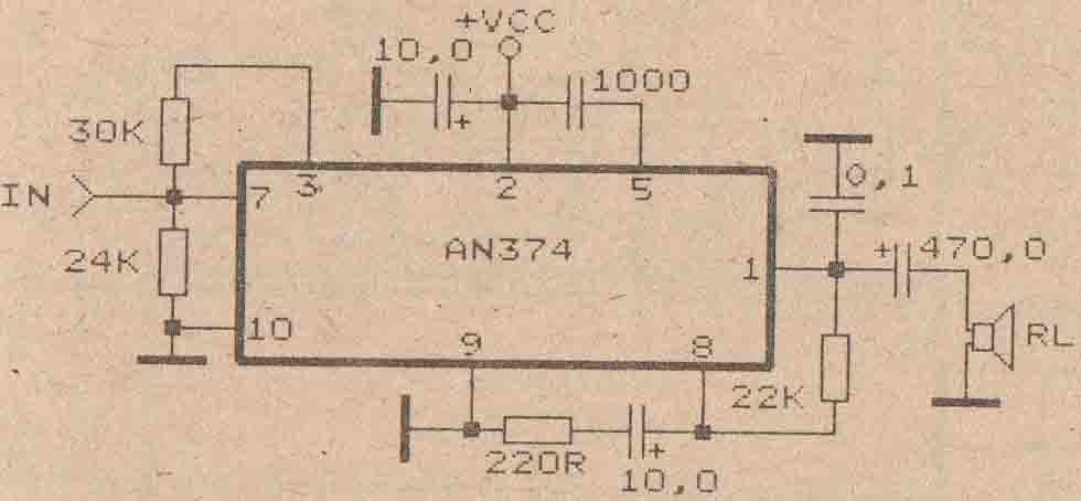 Superb Schematic Audio Amplifier With Ic An7108 Online Wiring Diagram Wiring Cloud Favobieswglorg