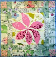 Rosebud quilt pattern
