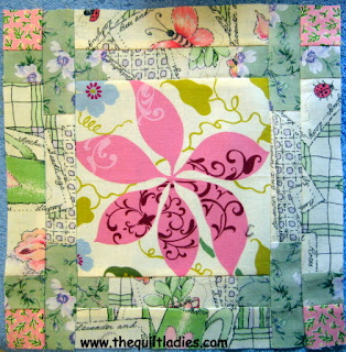 52 Quilt Pattern Blocks in 52 Weeks, Week 3