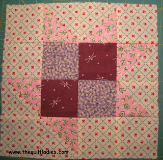 52 Weeks of Quilt Pattern Blocks in 52 Weeks - Week 8