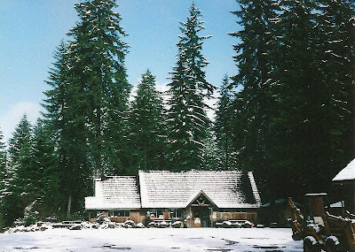 Eagles Cliff General Store Gifford Pinchot National Forest Washington