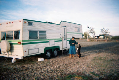 5th-wheel RV