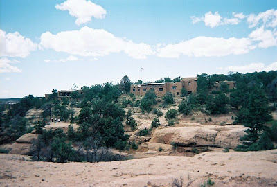 Museum Mesa Verde National Park Colorado