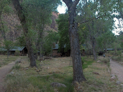 Phantom Ranch Grand Canyon National Park Arizona
