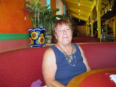 Berta at Salsa Brava Flagstaff Arizona
