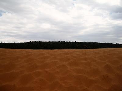 Coral Pink Sand Dunes State Park Utah