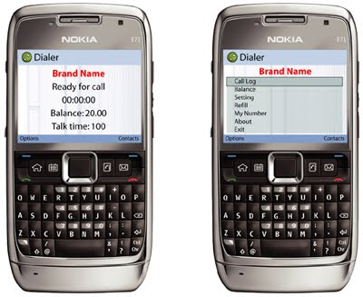 Tech NEWS and REVIEWS: gPlex Mobile Dialer for Symbian S60