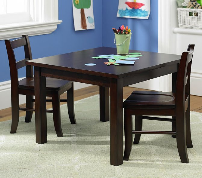 Pottery Barn Kids Table And Chairs Craigslist: ~The Miles Family~: September 2010