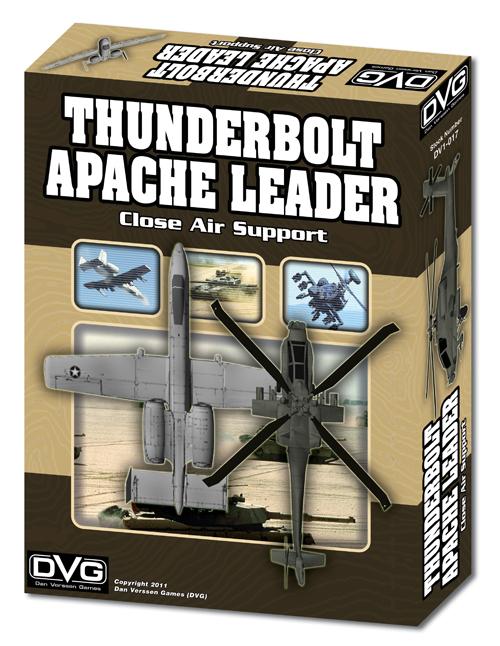 The Man Cave Thunderbolt Apache Leader Pre Order