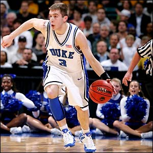 Greg Paulus is likable. Honest.