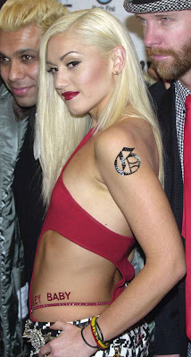 Gwen Stefani In Young And Old Dorion55 Blog