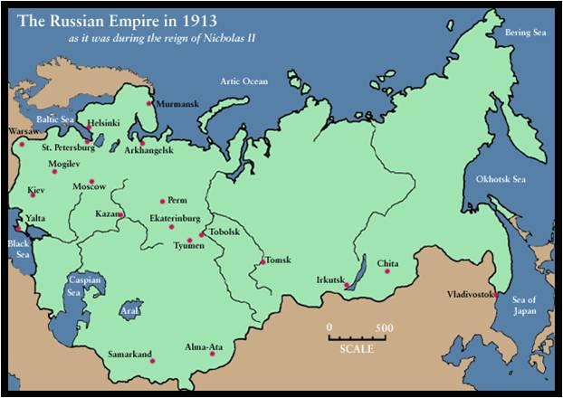 Existence Of The Russian Empire 72