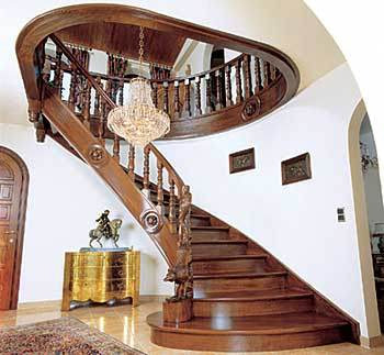 Staircase design ideas - 30 Photos - Kerala home design ...