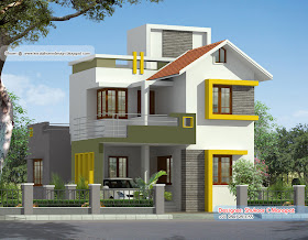 Budget House Plans - Small Budget House Plans