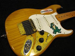The Unique Guitar Blog The Grateful Dead Jerry Garcias Guitars