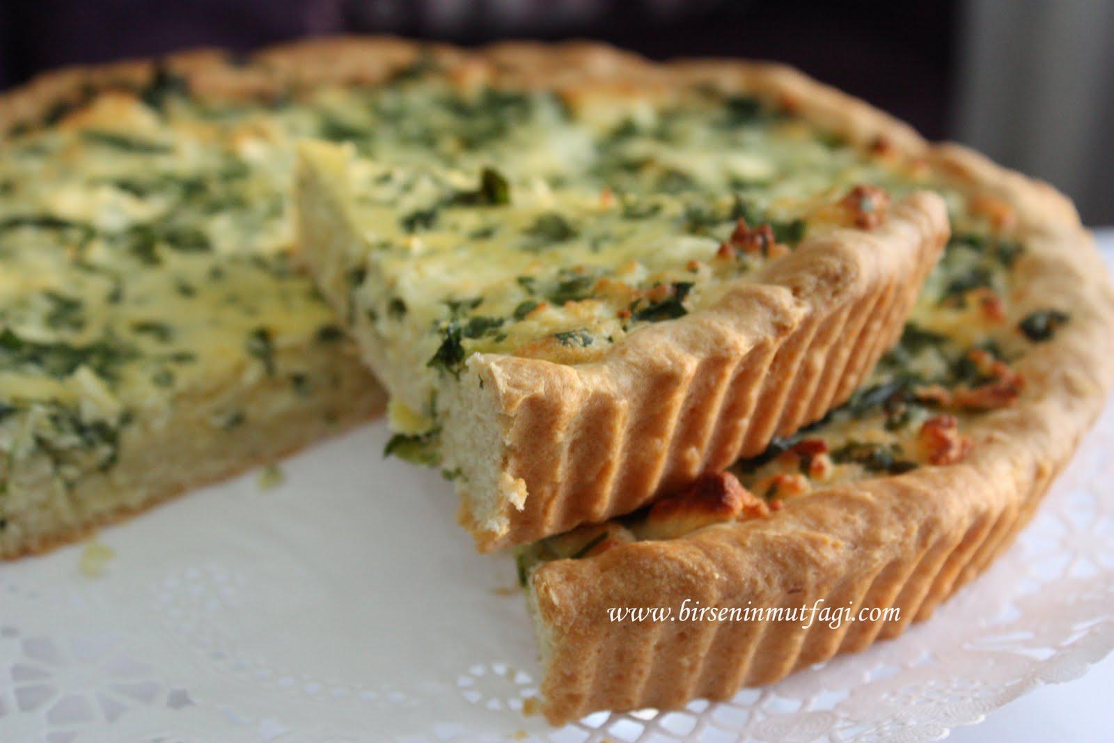 Peynirli Minik Tartlar