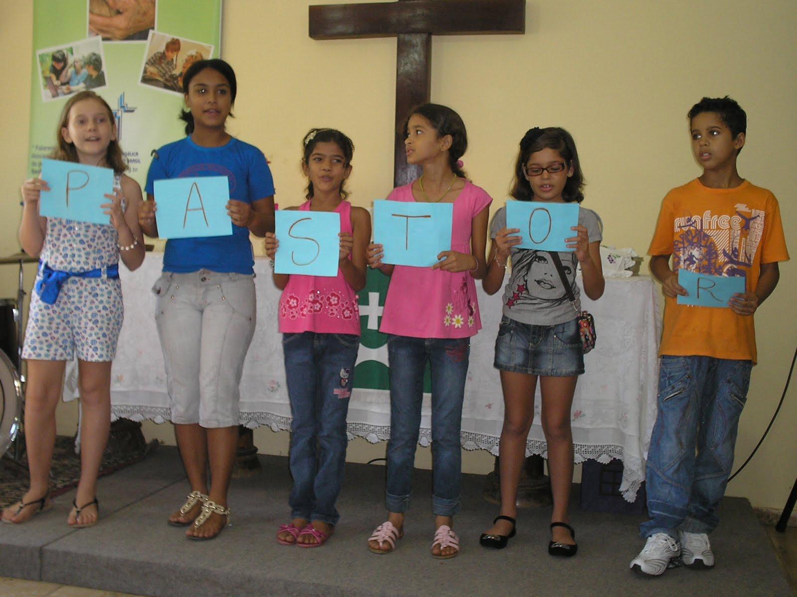 Dia Do Pastor Em Teresina, PI