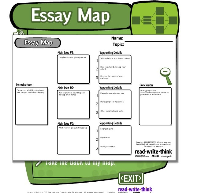 thinking maps for writing essays The body of your essay comes next, and you will list the supporting ideas that connect directly to the main topic on your bubble map this is the row of circles closest to your center circle next, take each of these individually and list the related subpoints.