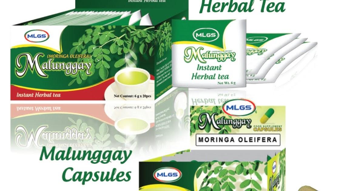 Malunggay powder feasibility study