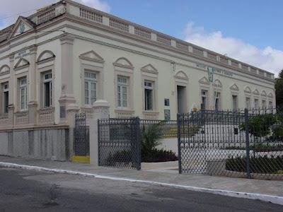 Resultado de imagem para arquitetura classica palacio da cultura natal rn