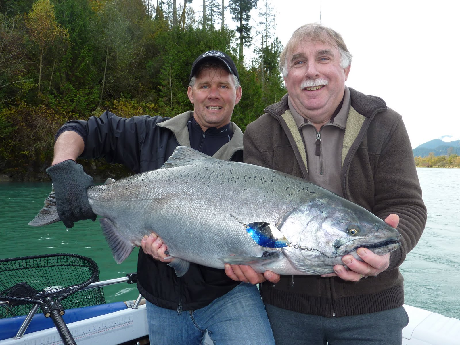 Year end review! - Sturgeon & Salmon Fishing | BCSFG